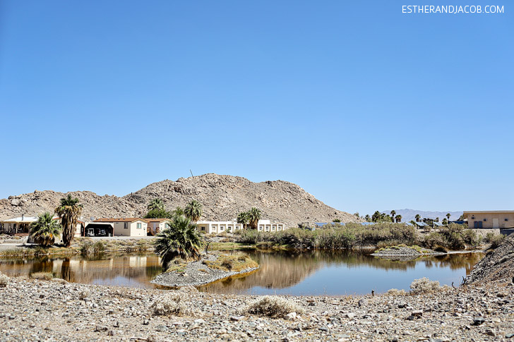 What is zzyzx? | Mohave National Preserve California.