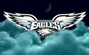 Philadelphia Eagles Flying High Wallpaper