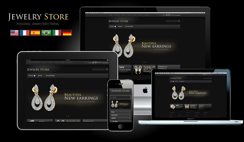 Responsive Jewelrys Store 2.6.5