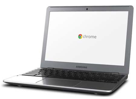 Samsung Chromebook Series 5 550