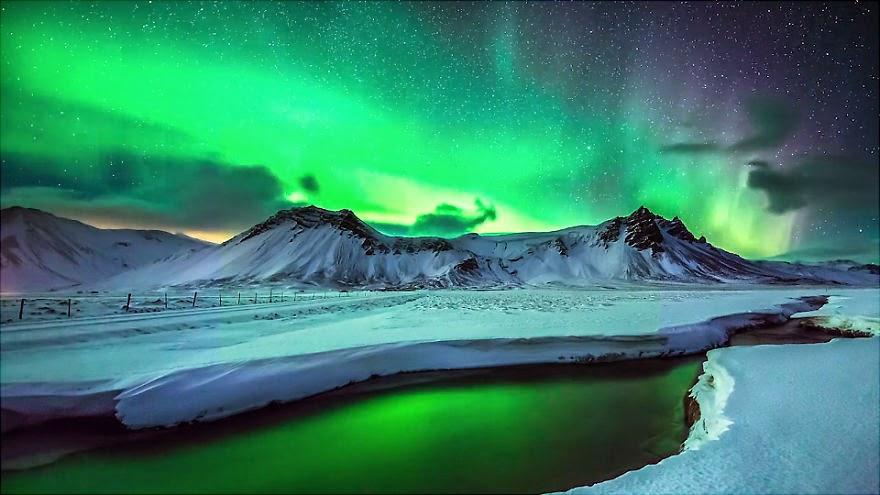Bắc cực quang - hiện tượng thiên nhiên kì vĩ nhất thế giới - 55933