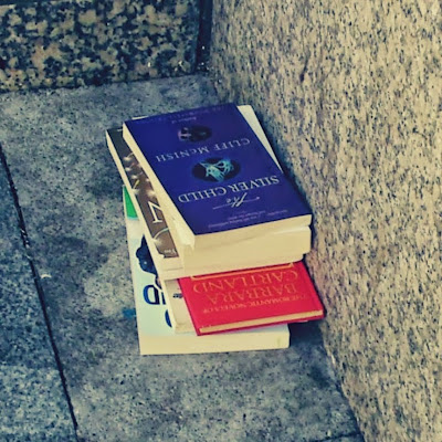 dublin bookspotting