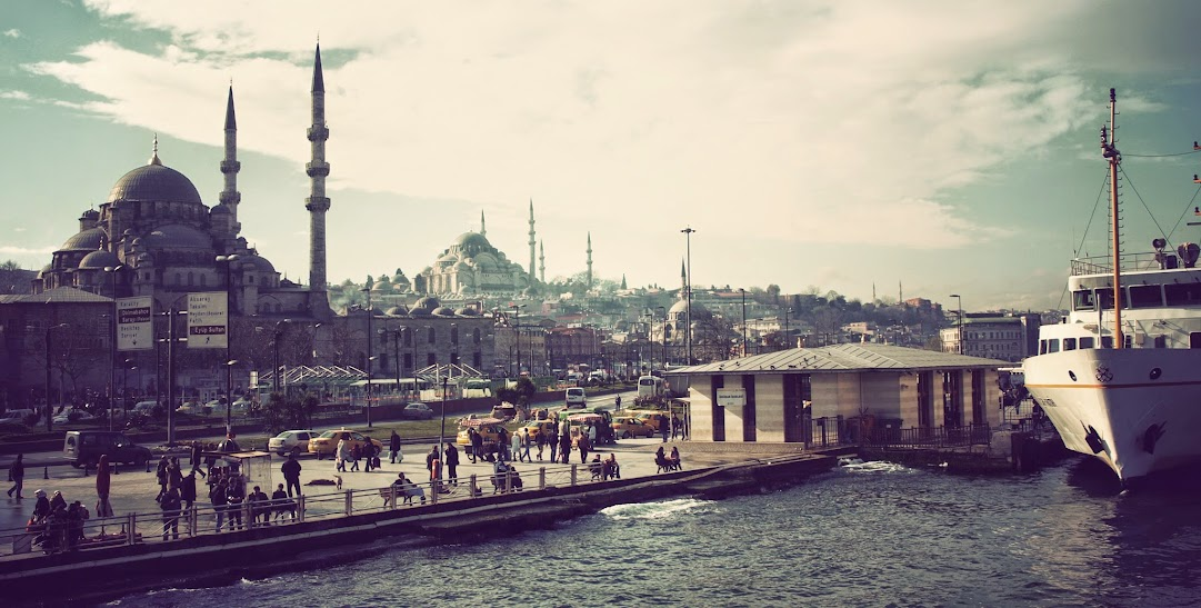 eminonu ferry great view