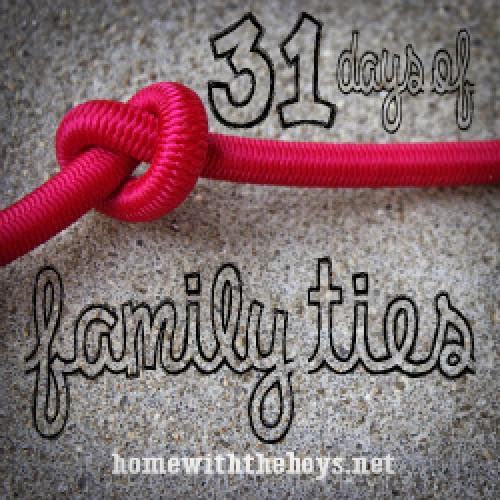 31 Days Stop Drop And Pray Home With The Boys