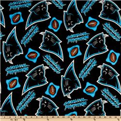 Carolina Panthers Cloth Diaper