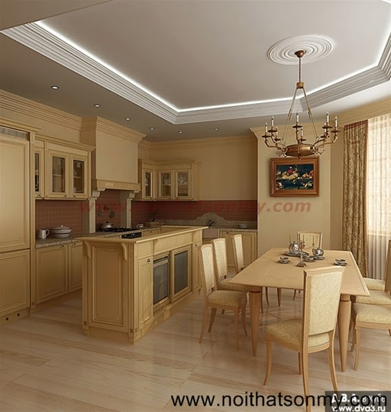 Tủ bếp gỗ 01