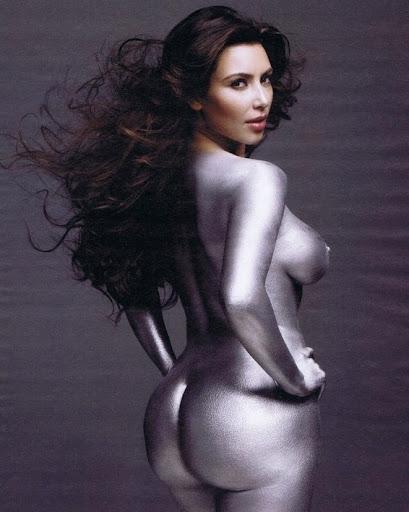 kardashian cover Kim w