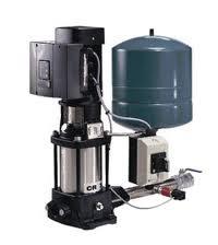 Elektronicznie sterowane pompy Grundfos CRE