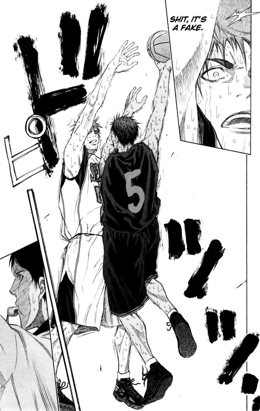 Kuroko no Basket Manga Chapter 131 - Image 10