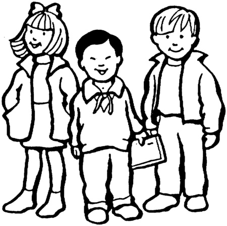 Back 2 school coloring pages