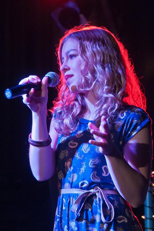 Sängerwettstreit: Bianca Bruzek