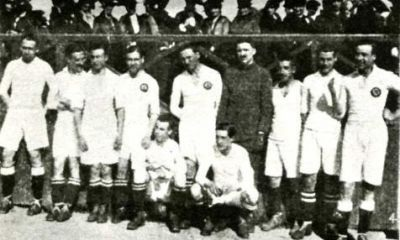 Template of Real Madrid in season 1915-1916