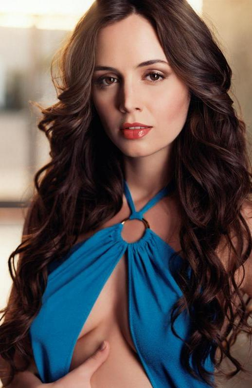 Wake Up with Eliza Dushku(60photos):Best,pretty