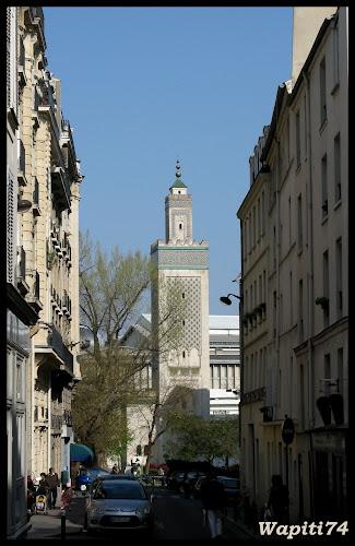 Paris en couleurs , Paris en noir et blanc ! - Page 3 27.mosqu%25C3%25A9e