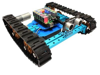 Hackers Roboticos crean Erector 'Lego para adultos' Open Source