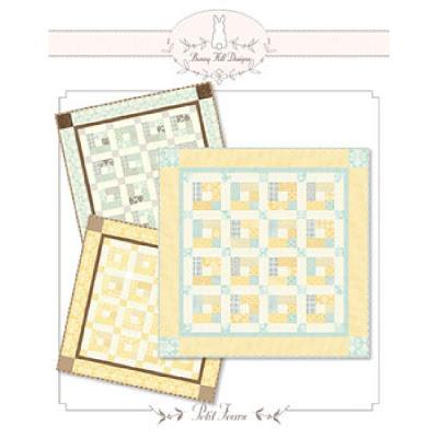 Bunny Hill Designs PETIT FOURS Quilt Pattern