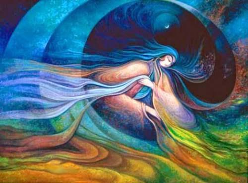 Wiccan Creation Myth