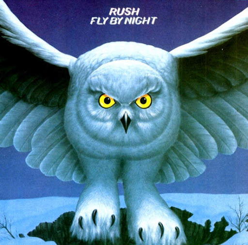 Fly By Night, Rush