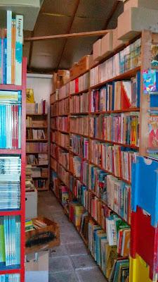 De boekenschuur