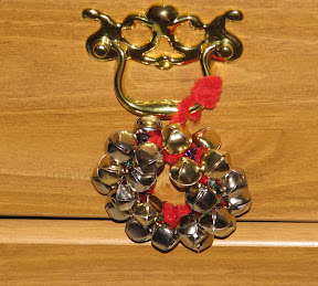 Jingle Bells Wreath