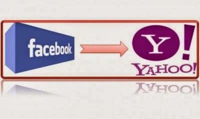 đăng nhập facebook bằng  yahoo