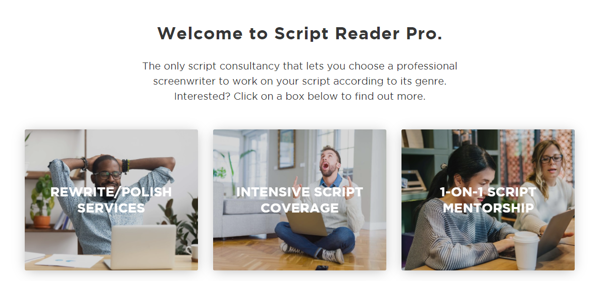 script reader pro coverage review