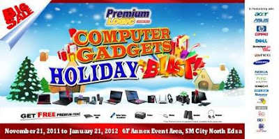 computer gadgets sale at SM North Edsa