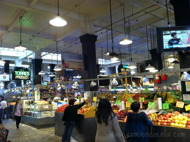 DTLA Farmers Market