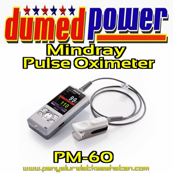 Mindray-Pulse-Oxymeter-PM-60-PM-50-Made-in-China