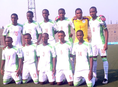 Manu Back Nigeria Golden Eaglets For Glory