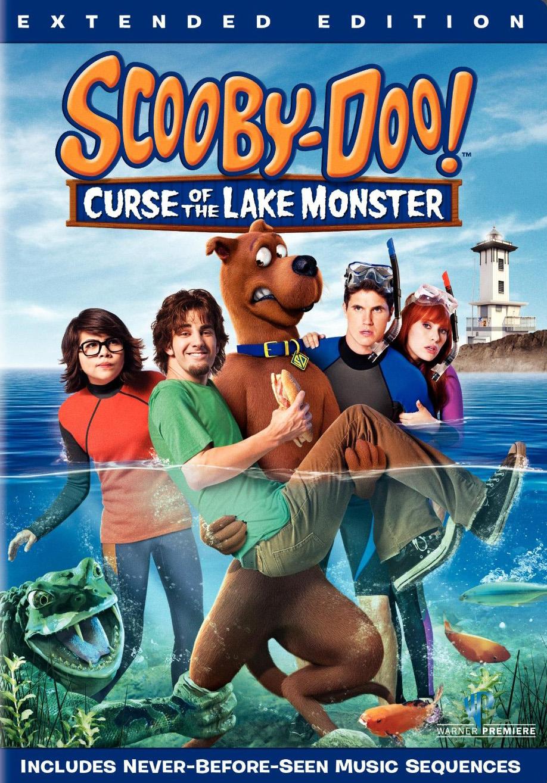 Scooby Doo y la maldicion del monstruo del lago (2010)