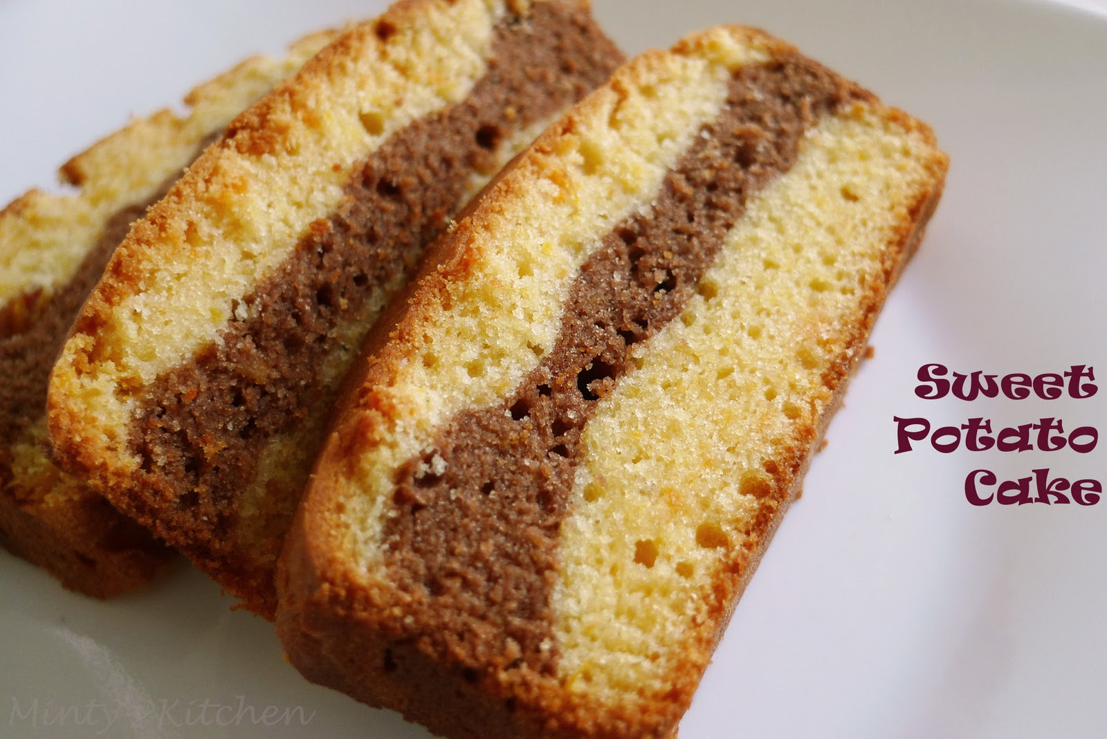 Minty's Kitchen: Sweet Potato Cake