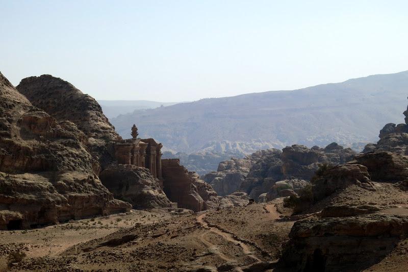 Monastery from afar