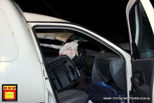 Ongeval  met letsel op de rondweg in overloon 06-04-2013 (10).JPG
