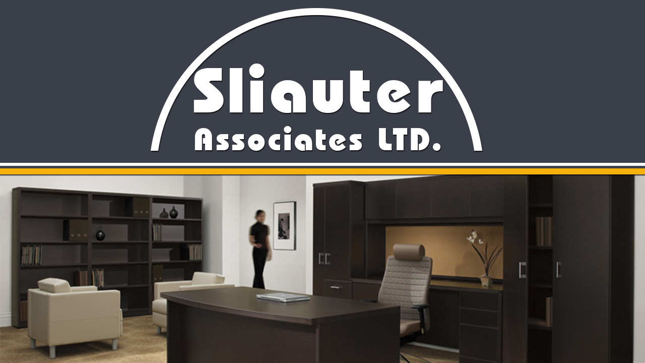 Office Furniture Store Doraville, GA Sliauter Associates Logo