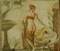 Goddess Leda Image
