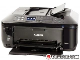 Lấy về phần mềm máy in Canon PIXMA MX515 – cách thêm máy in | May in
