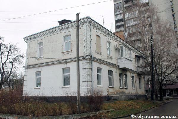 Будинок 1907 р. на вулиці Словацького, 14 Фото І.Шворака