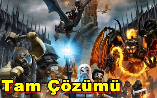 LEGO The Lord of the Rings Tam Çözümü(Videolu)