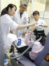 頭皮冷却による抗ガン治療の際の脱毛予防の臨床試験開始
