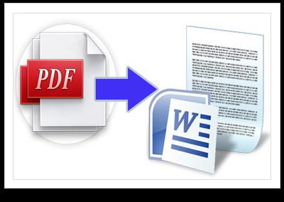 Chuyển đổi file PDF tiếng Việt sang Word