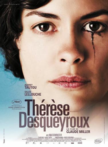 Το Κρυφό Πάθος της Τερέζ Ντ. Therese Desqueyroux Poster
