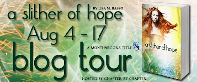 http://www.chapter-by-chapter.com/tour-schedule-a-slither-of-hope-by-lisa-m-basso-presented-by-month9books/