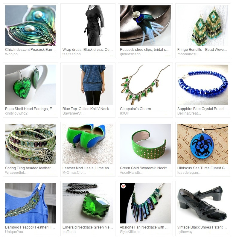 Emerald Envy Treasury