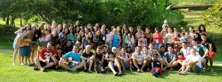 SEMINÁRIO CAMPO DA PAZ MEOM E MEEM 2012