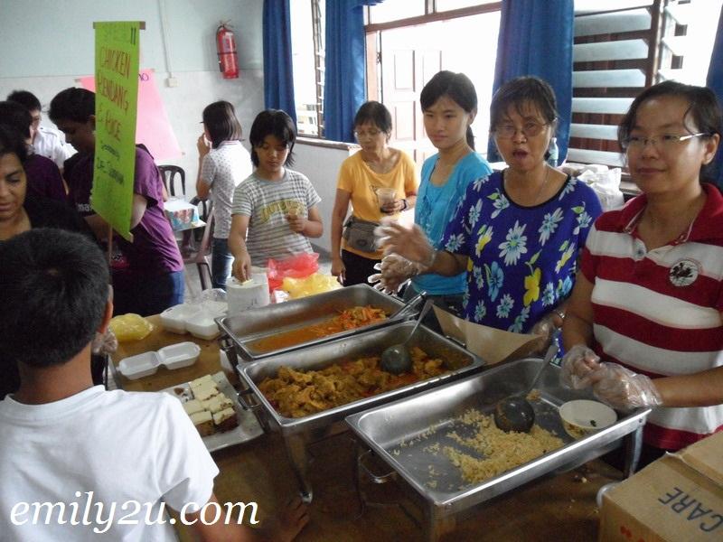 ISPCA food fair 2011