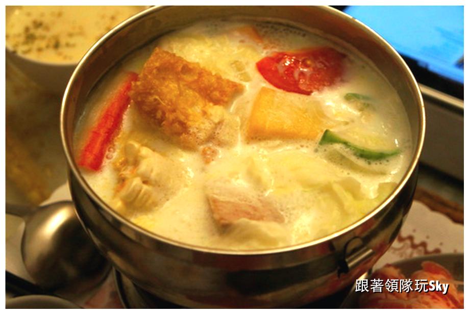花蓮瑞穗美食【綠精靈】瑞穗鮮奶小火鍋(在地人推薦)