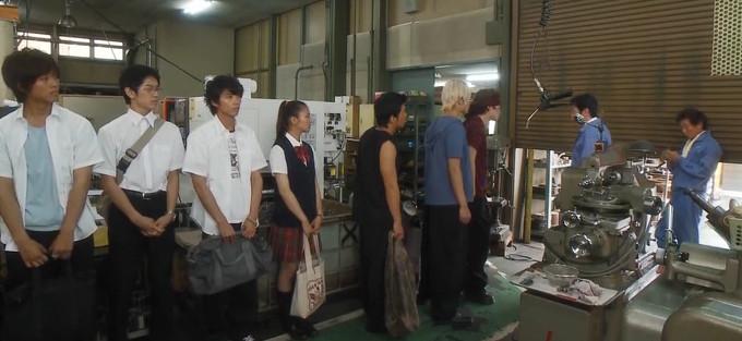 Matsuzaki Tori, Nagayama Kento, Kaku Kento, Takei Emi, Ishida Takuya, Minami Keisuke, Furukawa Yuki