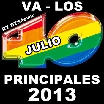 VA – Los 40 Principales del 20 al 26 de Julio 2013