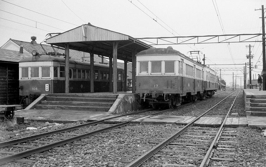 地方私鉄 1960年代の回想: 京福...